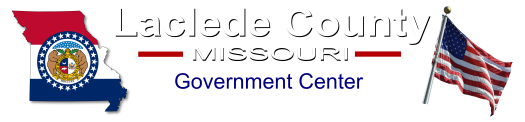 Laclede County Missouri Government Center logo